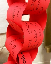 Dos Rios Elementary Good deeds chain